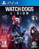 Watch Dogs Legion PS4  kansikuva