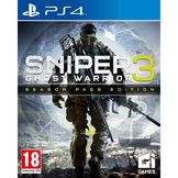 Sniper Ghost Warrior 3 Season Pass Edition PS4 kansikuva
