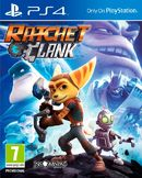 Ratchet & Clank PS4 kansikuva