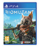 Biomutant PS4 kansikuva