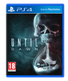 Until Dawn PS4 kansikuva