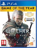 The Witcher 3: Wild Hunt Game of the Year Edition PS4 kansi