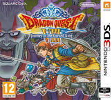 Dragon Quest VIII: Journey of the Cursed King 3DS kansikuva