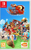 One Piece Unlimited World Red Deluxe Edition Switch kansi