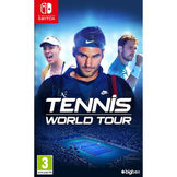 Tennis World Tour Switch kansikuva
