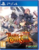 Legend of Heroes: Trails of Cold Steel III PS4 kansikuva