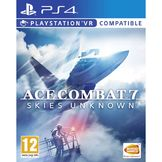 Ace Combat 7 Skies Unknown PS4 kansikuva
