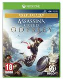 Assassins Creed Odyssey Gold Edition Xbox One kansikuva