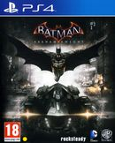 Batman Arkham Knight PS4 kansikuva