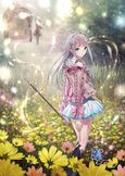 Atelier Lulua: The Scion of Arland PS4 key visual