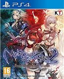 Nights of Azure 2 Bride of the New Moon PS4 kansikuva