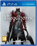 Bloodborne PS4 kansikuva