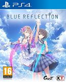 Blue Reflection PS4 kansikuva