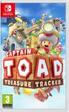 Captain Toad Treasure Tracker Switch kansikuva