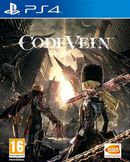 Code Vein PS4 kansikuva