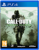 Call of Duty Modern Warfare Remastered PS4 kansikuva