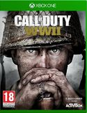 Call of Duty: WWII Xbox One kansikuva