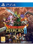 Dragon Quest Heroes II PS4 kansikuva