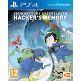 Digimon Story Cyber Sleuth Hackers Memory PS4 kansikuva