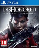 Dishonored: Death Of The Outsider PS4 kansikuva