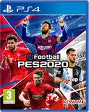 eFootball PES 2020 PS4 kansikuva