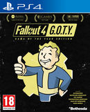 Fallout 4: Game of the Year Edition PS4 kansikuva