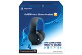 Playstation Gold Wireless Headset PS4 tuotepakkaus