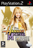 Hannah Montana: Spotlight World Tour PS2 kansikuva