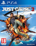 Just Cause 3 PS4 kansikuva