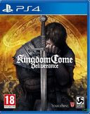 Kingdom Come: Deliverance PS4 kansikuva