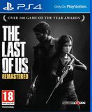 The Last of Us Remastered PS4 kansikuva