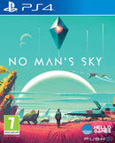 No Mans Sky PS4 kansikuva