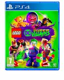 Lego DC Super Villains PS4 kansikuva