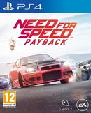 Need for Speed Payback PS4 kansikuva