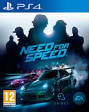 Need for Speed 2015 PS4 kansikuva