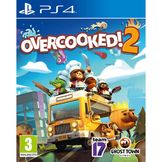 Overcooked 2 PS4 kansikuva