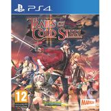 The Legend of Heroes: Trails of Cold Steel II PS4 kansikuva