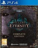 Pillars of Eternity Complete Edition PS4 kansikuva