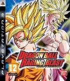 Dragon Ball Raging Blast PS3 kansikuva