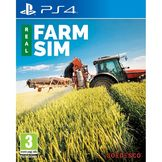 Real Farm Sim PS4 kansikuva
