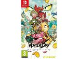 Wonder Boy The Dragons Trap Switch kansikuva