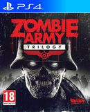 Zombie Army Trilogy PS4 kansikuva