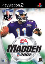 Madden NFL 2002 PS2