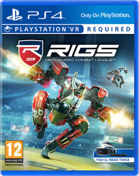 RIGS: Mechanized Combat League PS4