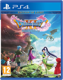 Dragon Quest XI Echoes of an Elusive Age PS4