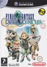 Final Fantasy: Crystal Chronicles GC
