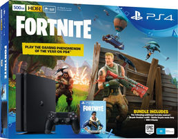 Playstation 4 Pro Fortnite Bundle