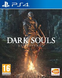 Dark Souls Remastered PS4 kansikuva