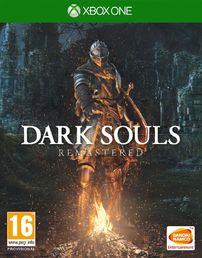 Dark Souls Remastered Xbox One kansikuva
