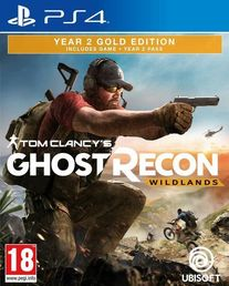 Tom Clancy´s Ghost Recon Wildlands Year 2 Gold Edition PS4